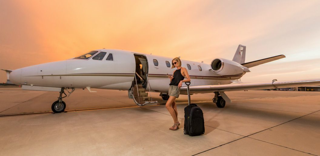 JetClass luxury private jets