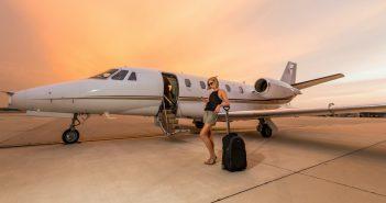 JetClass luxury private jets
