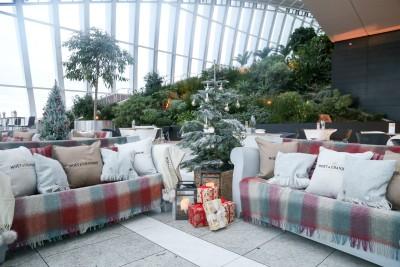 Sky Gardens Christmas