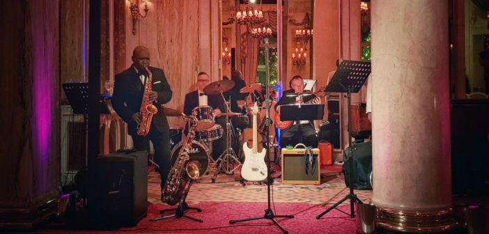 Live at the Ritz band swing