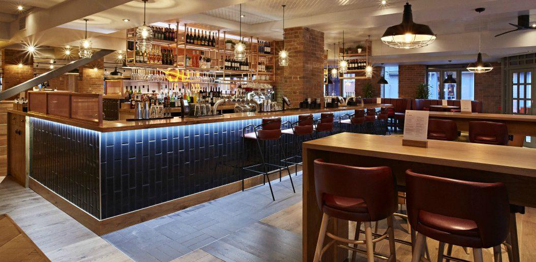 Bar + Block Kings Cross