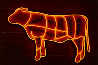 Bar + Block Kings Cross meat selection