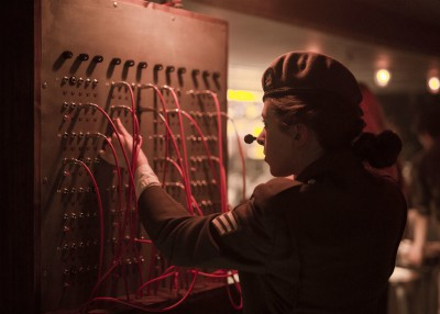 The Bletchley experience is a great way to enjoy a cocktail
