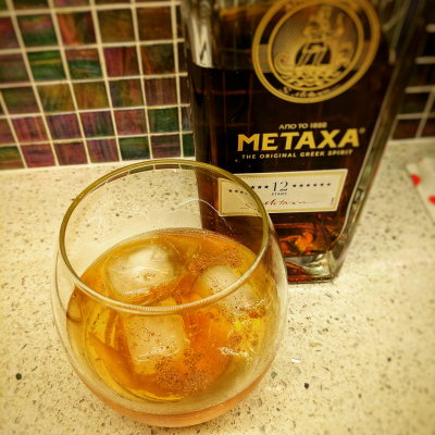 Metaxa Cocktails Pole 2 Pole