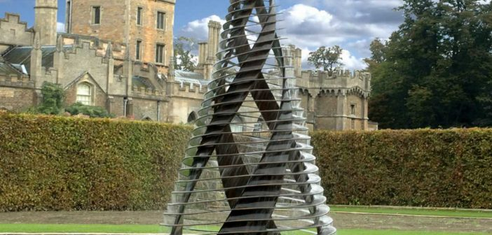 Giles Rayner water sculpture