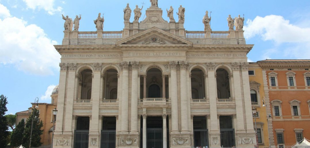 The Cathedral of Rome is one of the city's most visited attractions