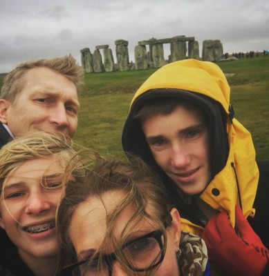 team adventures outside London