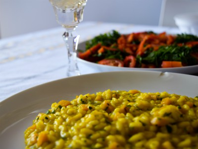 risotto is one of the top 10 foods in Italy