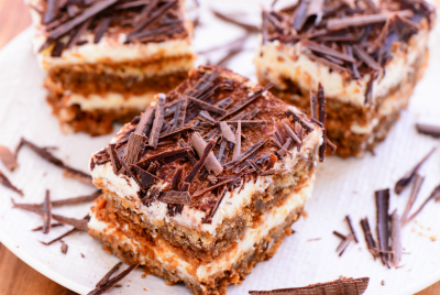 tiramisu is one of the country's top 10 foods