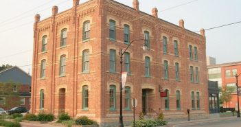 Historic Tremont House in downtown Collingwood