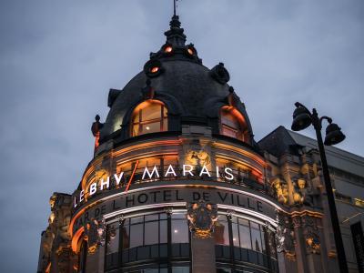 le Marais hotel
