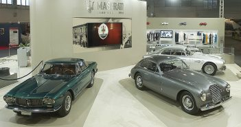 Padua show Maserati