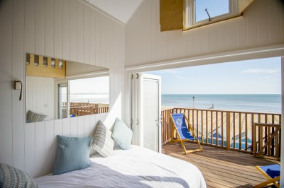 luxury Bournemouth beach lodges