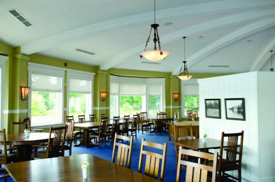 Bigwin Island restaurant