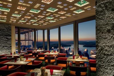 Burgenstock Resort Sharq Oriental & Shisha lounge
