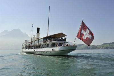 Burgenstock Resort by ferry