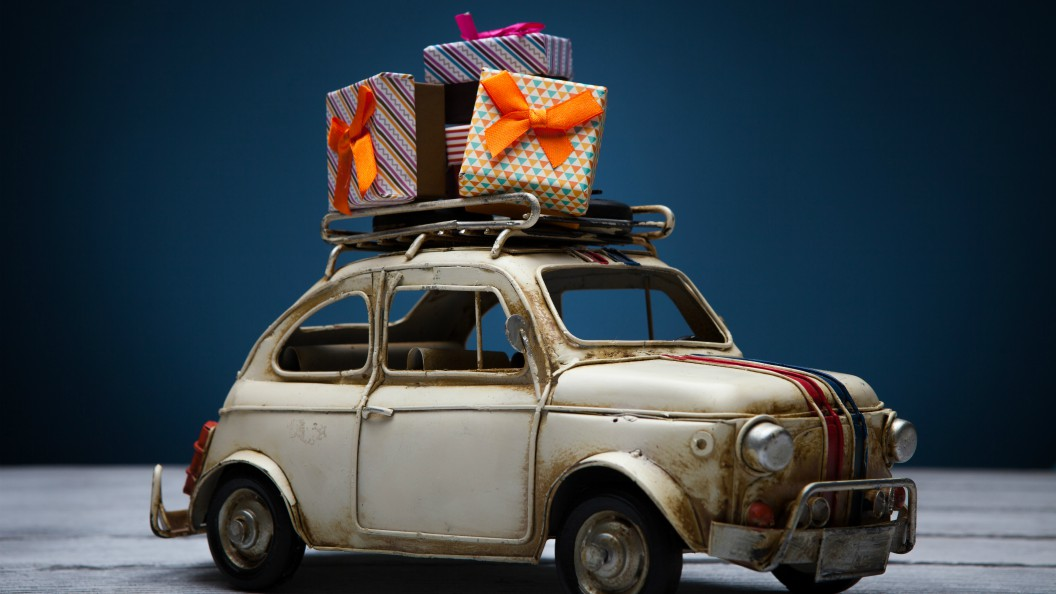 Christmas Gifts for Car Lovers from Motoring Classics