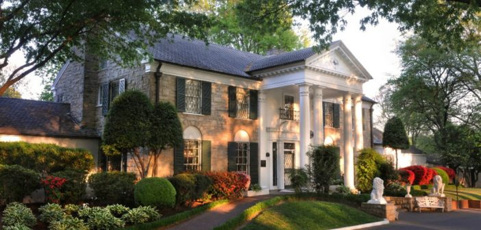 Graceland Complex Mansion exterior