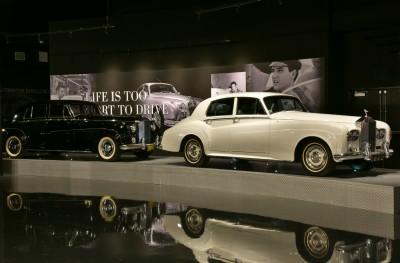 Graceland complex car collection