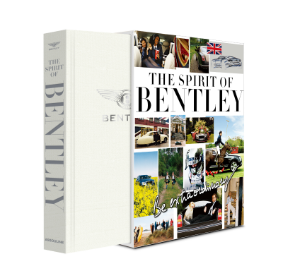 Spirit of Bentley book