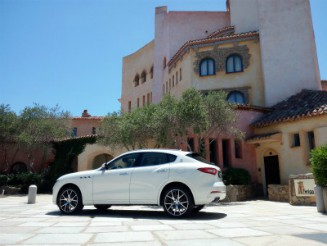 Maserati and Marriott – Simply perfect
