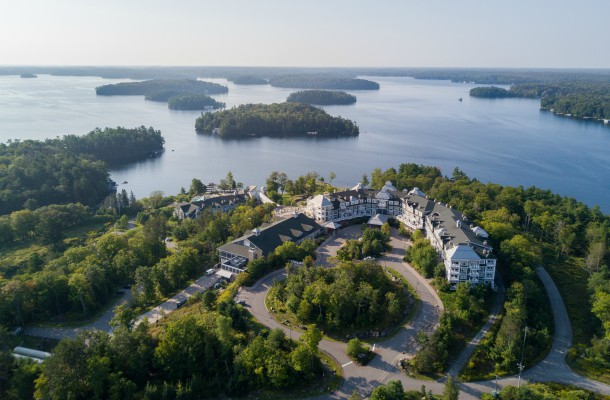Top Luxury Resorts and Hotels in Muskoka JW Marriott