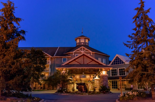 Top Luxury Resorts and Hotels in Muskoka Deerhurst Resort