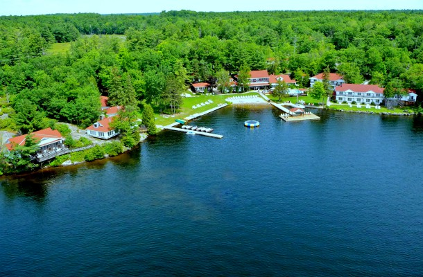 Top Luxury Resorts and Hotels in Muskoka Port Severn Lodge