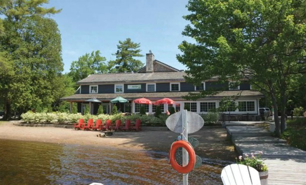 Top Luxury Resorts and Hotels in Muskoka Patterson Kaye Resort