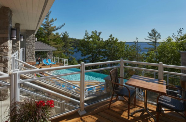 Top Luxury Resorts and Hotels in Muskoka Touchstone Resort & Spa