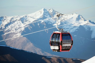 Cardrona Alpine Resort gondola
