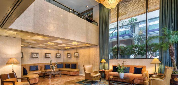 Donatello San Francisco interior of the reception area