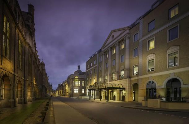 Top Luxury Hotels in Cambridge Hilton Cambridge City Centre
