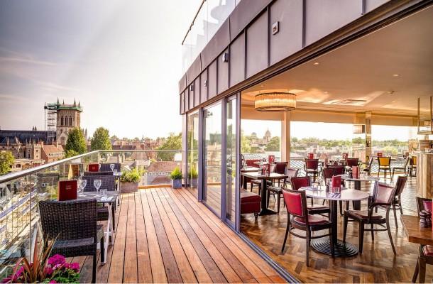 Top Luxury Hotels in Cambridge Varsity Hotel & Spa