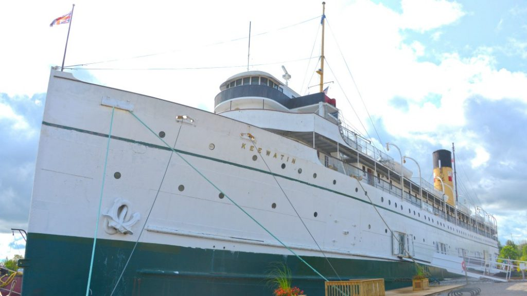 SS Keewatin – Keeping Canadian History Afloat
