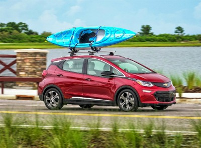 top electric cars in Canada Chevrolet Bolt