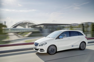 top electric cars in Canada Mercedes-Benz B-Class