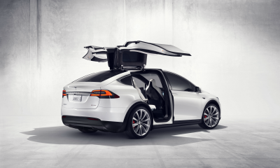 top electric cars in Canada Tesla Model X