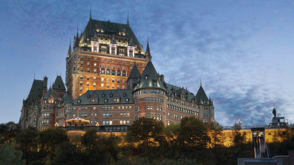 Chateau Frontenac – 'The Castle on the Hill' Turns 125