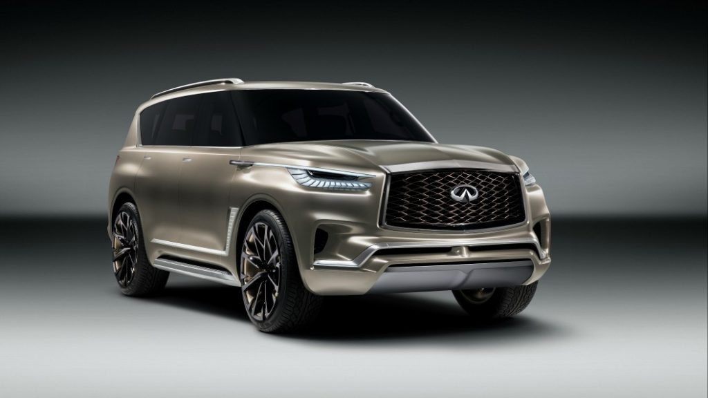 Infiniti QX80 Monograph – Upping the Stakes in Luxury