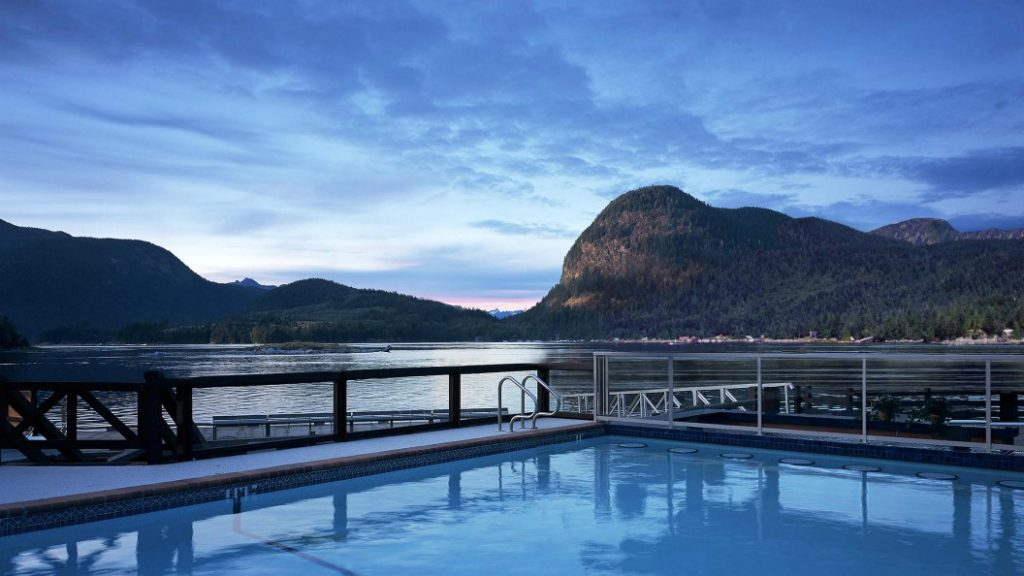 Wilderness Wrapped in Luxury at BC's Sonora Resort