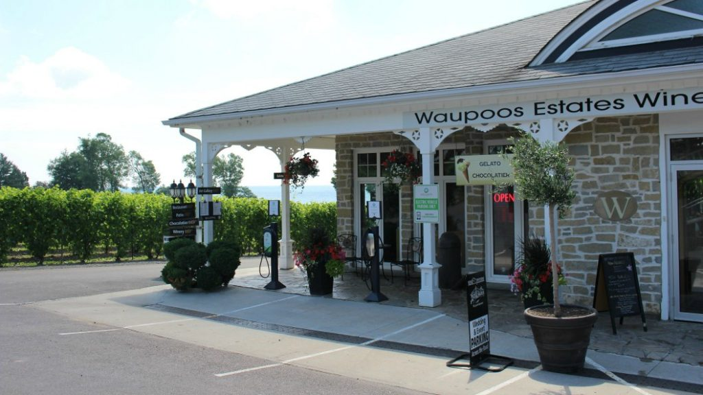 Touring the Wineries of Prince Edward County