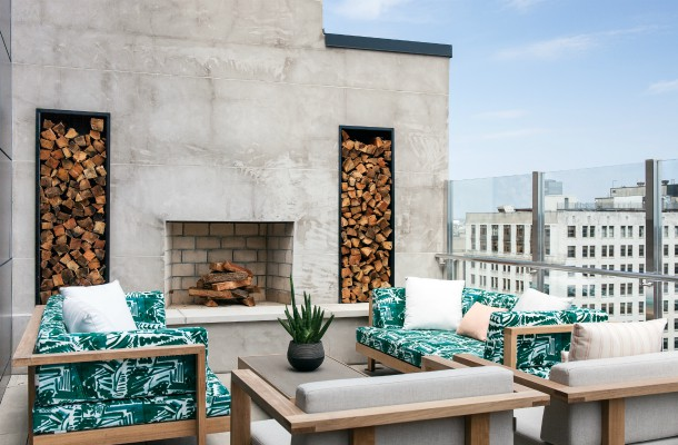 The Top Boutique Hotels in Nashville Noelle