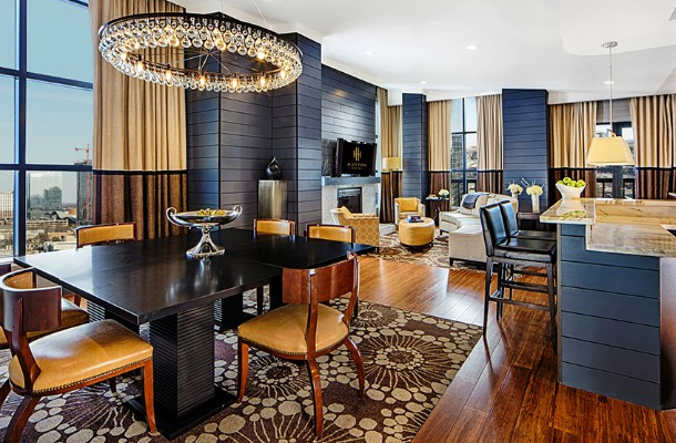 The Top Boutique Hotels in Nashville Hutton Hotel