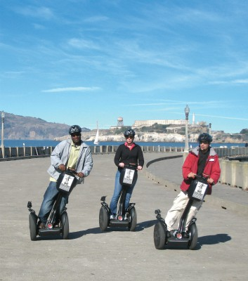 Getting Around San Francisco by Segway Tour