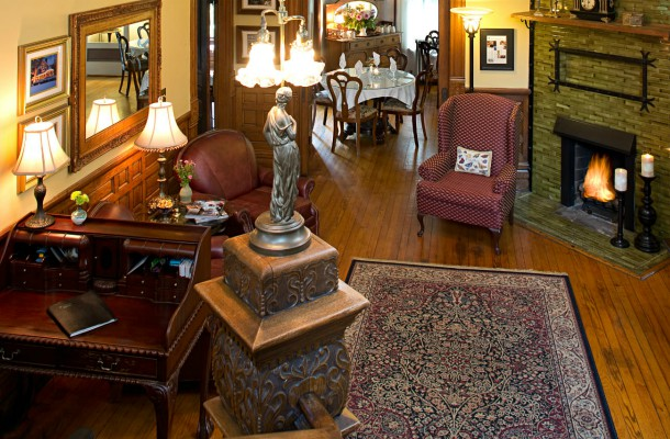 The Top Boutique Hotels in Asheville, NC, Beaufort House Inn