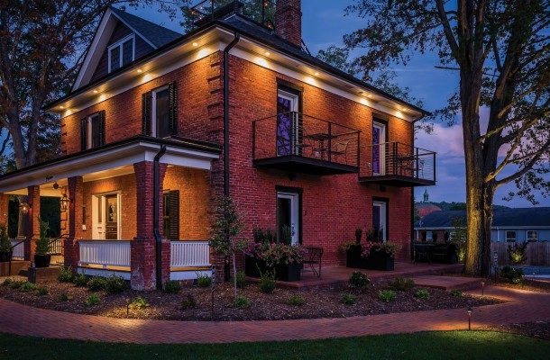 The Top Boutique Hotels in Asheville, NC, Bunn House Hotel