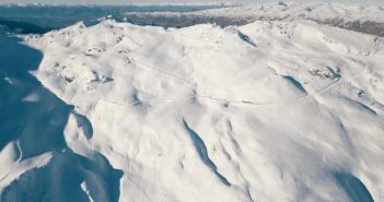 Cardrona Soho Alpine Resort view of the slopes