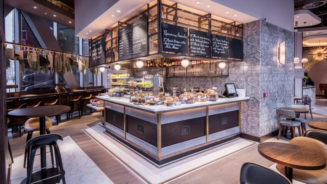 New Restaurants in London and Edinburgh