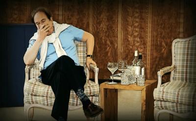 Muskoka Lakes Summer Theatre Bill Colgate acting